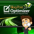 Blog Post Optimizer: Now YOU can blog like the experts....